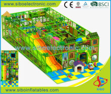 GM- SIBO high quality commercial indoor playground kids playroom indoor playground equipment