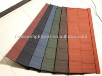 nigeria price of building materials roof tile factory /CE and Soncap Certificate shingle roofing for house