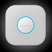 Smart Home Wireless Security Co Detector /Smoke Alarm