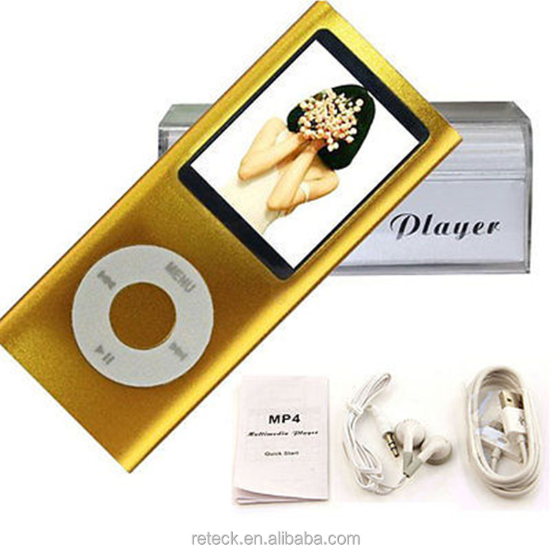 Wholesale High quality battery mini MP4 Stylish portable player for any occasion 32GB player