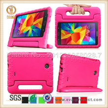 2015 Newest stylish waterproof EVA foam tablet case for samsung galaxy tab 4.8.0
