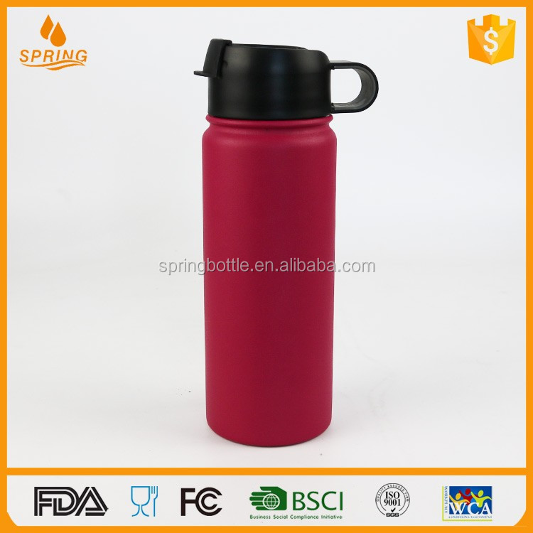 China factory 18/8 stainless steel vacuum cup with lid SQ-01A-41
