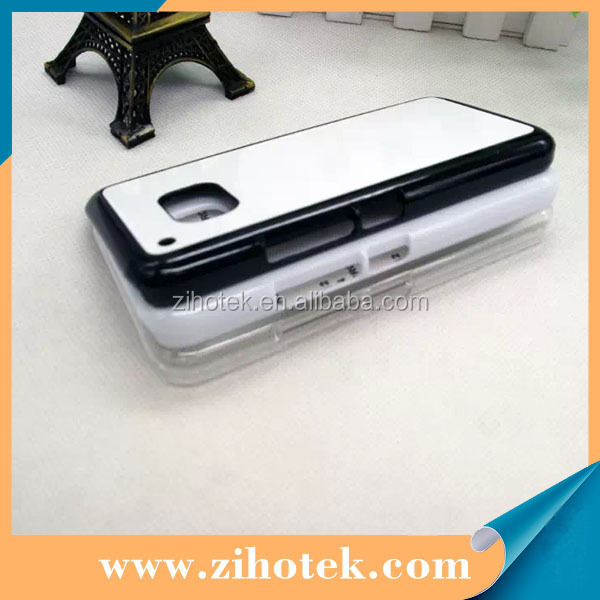 Hot factory provide sublimation cove for HTC M9 with metal insert