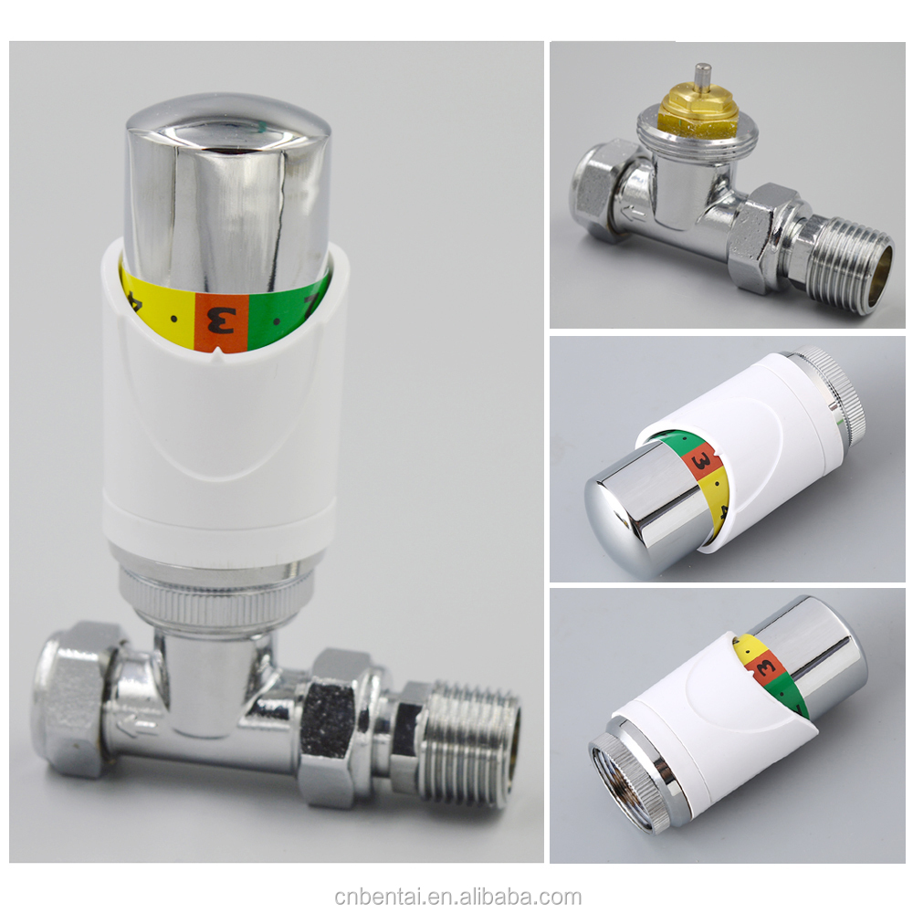 M30*1.5 trv En215 standard automatic thermostatic head for UK