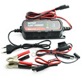 3A car battery charger CE certificate 6v/12v Portable lead acid battery charger