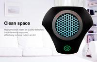 BMN168 High Quality Portable Car Use Nano Air Purifier Filter PM2.5 Air Purifier