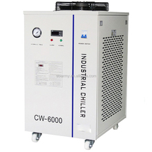 3000W cooling capacity water chiller cw6000 for Fiber laser machine