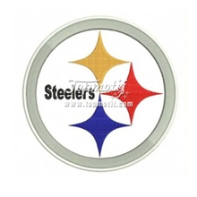 Patch Custom Steelers Embroidered Logo Patch