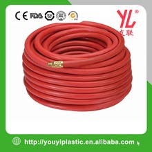 Clear plastic pipe oxygen gas hose PVC fiber Reinforced pipe