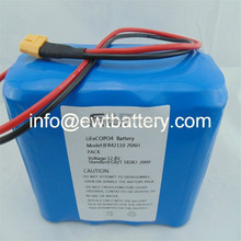 18v 12v 20ah li-ion 6s1p 21.6v 3ah power tool battery pack for power tool