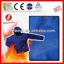 waterproof fire retardant cotton fire resistant fabric