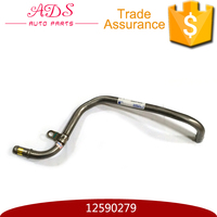 Useful thermostat bypass pipe heater hose assembly fit Buick Century OEM:12590279