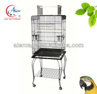 Factory supplier pet product African Grey Cockatiels Breeding Cages