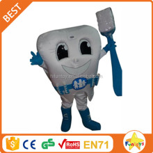 Funtoys CE Shining Tooth Health Advertising Mascot Costume