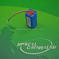 SGS CE ROHS UL Approved li-ion / Lithium ion / Lithium battery 18650 7.4v 5200mah 2S2P