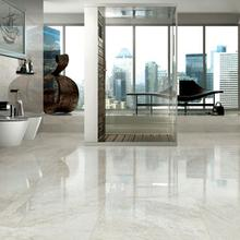 Wholesale polished natural stone hot-sale diamond white marble tile