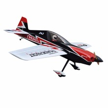 "NEW design Sbach-342 64"" gas 20cc rc fiberglass Oracover film model airplane"