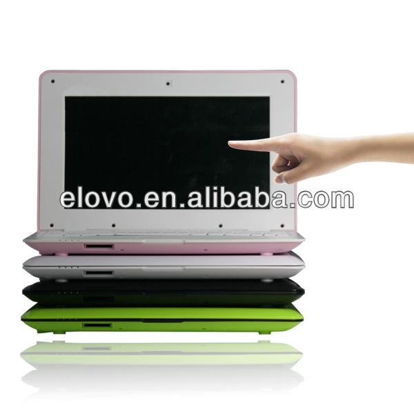 china shenzhen 10 inch touchscreen laptop mini netbook mini notebook touch screen computer
