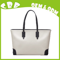 Professional factory supply trendy style no label handbag