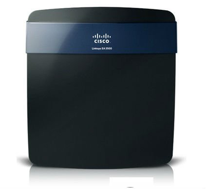 Linksys EA3500 - App Enabled N750 Dual-Band Wireless Router with Gigabit and USB