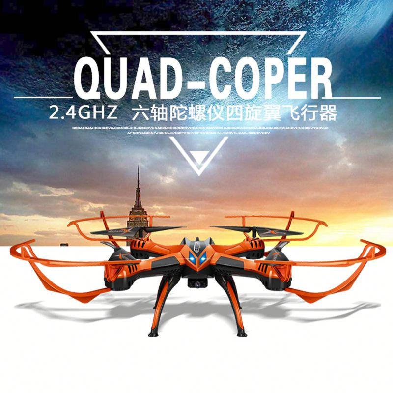 A10 Newest!Hot sell 2.4G 4ch large quadcopter