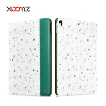 XOOMZ Trendy Series PU Leather Folio Case for iPad Pro 10.5