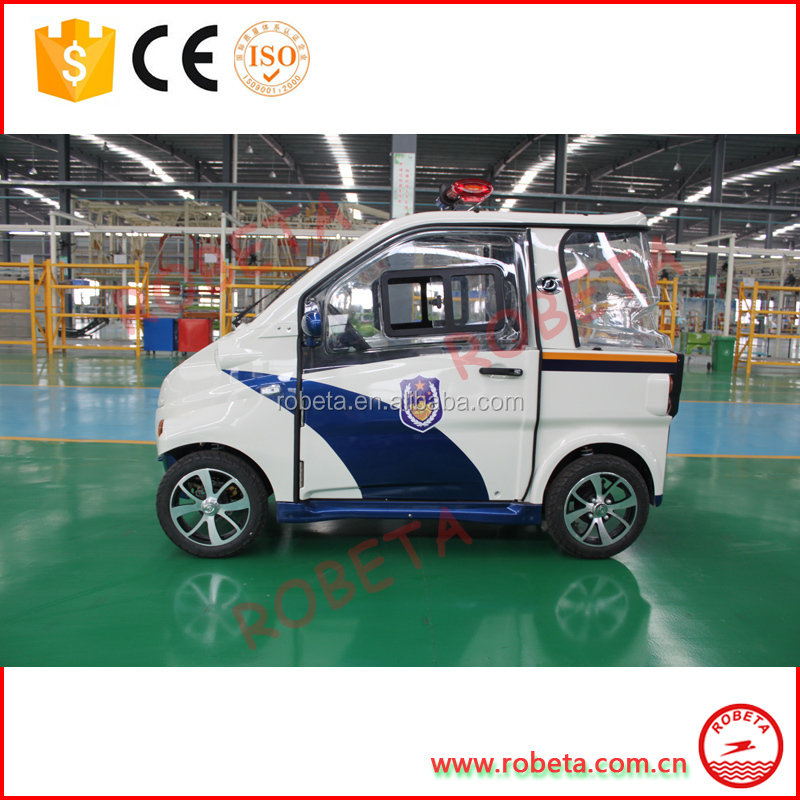 Mini Electric Passenger Vehicle/Car With EEC From Manufacture Supplier