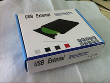 Portable Slim USB 3.0 High Quality External DVD Optical Drive
