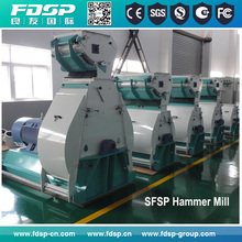 Water Drop Type Corn Hammer Mill/Maize Milling Machine for Feed