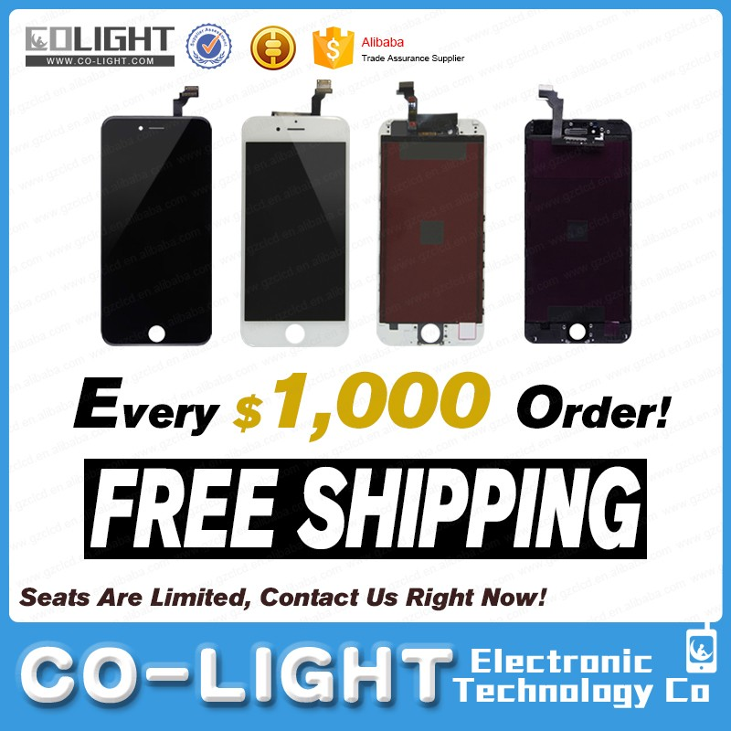 Free Shipping lcd screen for iphone 5 black promotion