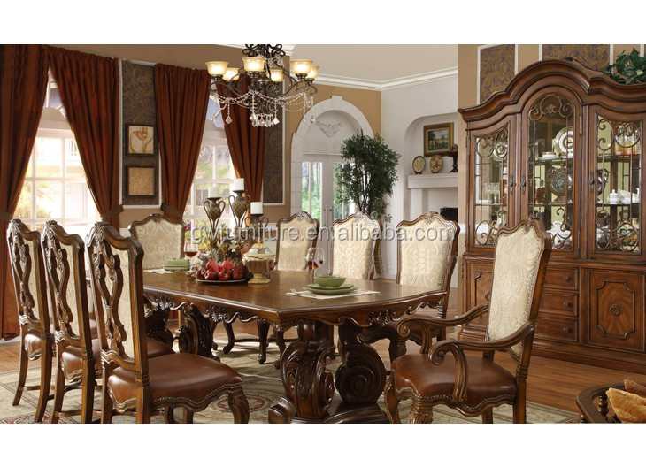Made in china a14 master design comfortable dining room for Comfortable dining room ideas