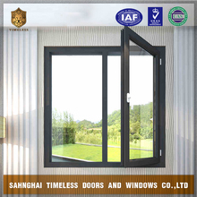 Sound insulation aluminum doors and windows