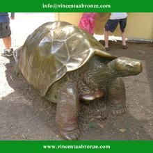 2015 new produced home decoration bronze tortoise statue in house