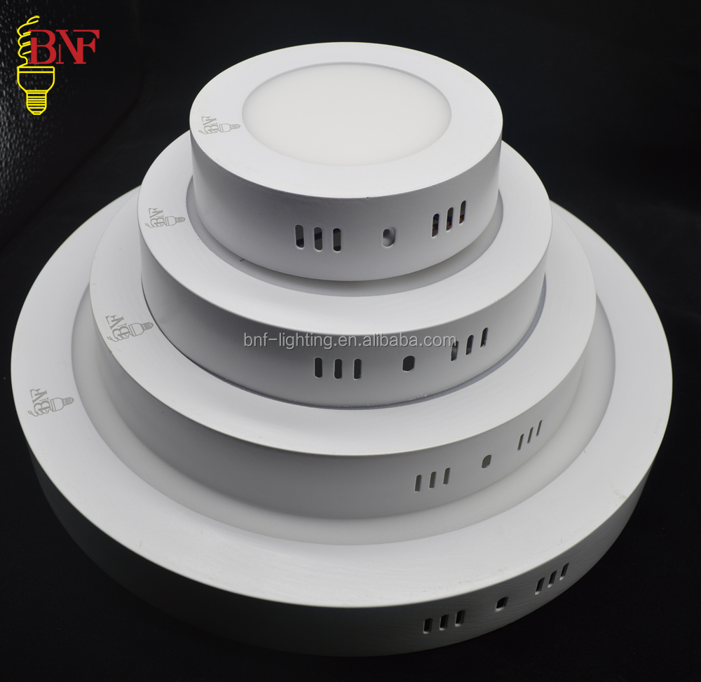 18w round surface mounted led panel light price
