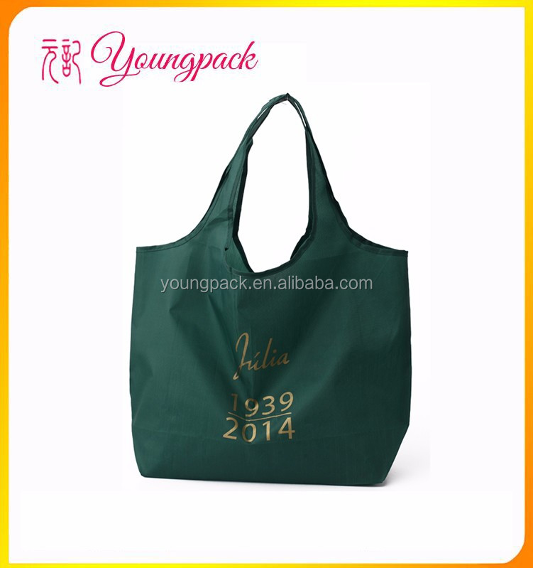 High Quality Foldable Polyester Eco Bag