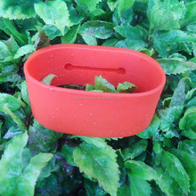 2016 New product Silicone pouch bracelet for Key Dollars RMB with printing logo