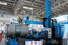 heavy duty Automatic column and boom welding manipulator