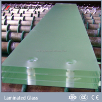 led laminated glass