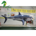 Large Amazing Inflatable PVC Air Animal Shark Shape Balloon Model
