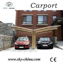 Strong and durable aluminum car parking shade Car Tent / Car Shelter / Folding Tent 3x6m