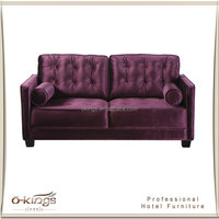 turkish sofa furniture 2 seater, latest design wooden sofa set upholstery fabric