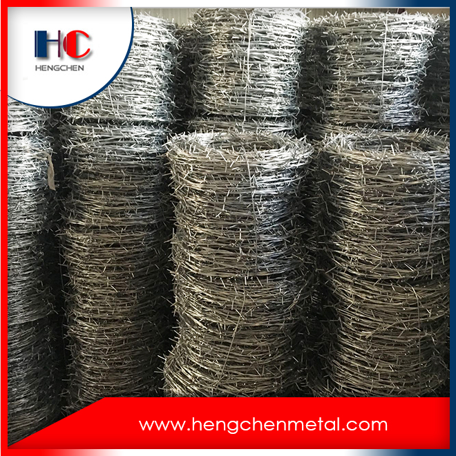 Export welded razor razor barbed wire