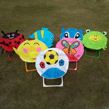 Outdoor leisure products folding moon chair for kids