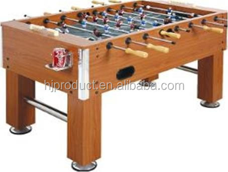 manufacturing beauty and stronger football table table soccer babyfoosball table top