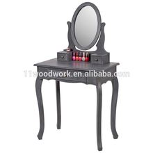 Folding designs dressing table for bedroom