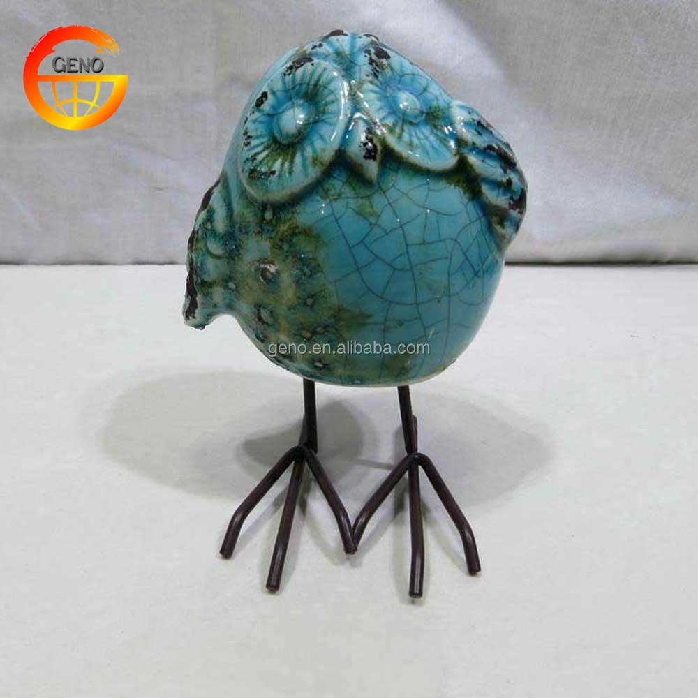 Animaux en céramique décoration de jardin à vendre-Pots à ...