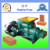 High efficiency and low invest! JZ300 soil block making machine price