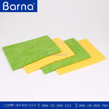 Stock Price High Density Absorbent Cellulose Sponge,Compressed Facial Cleansing Sponges