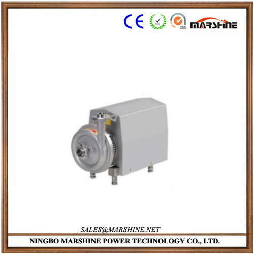 Stainless steel Food grade threaded connection centrifugal pump