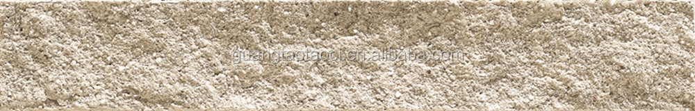 famous for high quality raw materials Split Stone Rock Ceramic Wall Tile